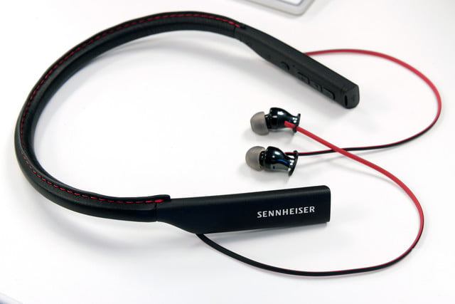sennheiser hd1 ear wireless headphones full