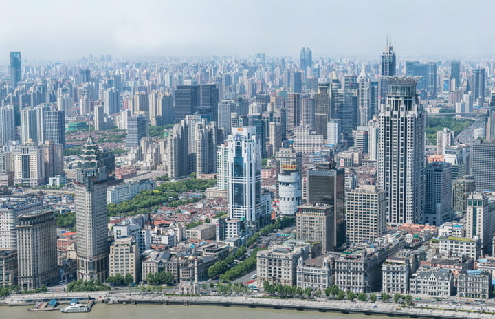 We could explore this astonishing 195-gigapixel panorama of Shanghai all day