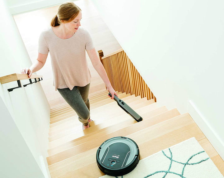 The Shark Ion S87 robotic vacuum cleaner gets $160 discount before Labor Day