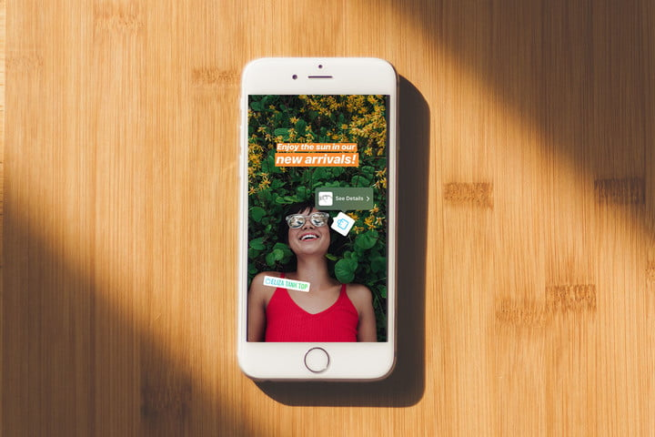 instagram shopping from stories launches shoppablestories