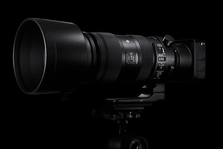 best telephoto lenses sigma 60 600mm