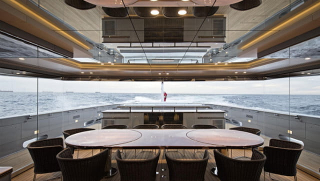 luxury yachts the worlds best super silver fast 3