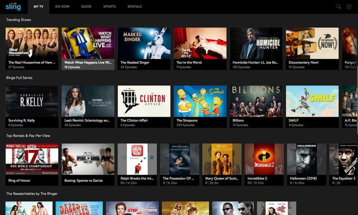 Sling TV vs. YouTube TV | Which Live TV Streaming Service Is Better?