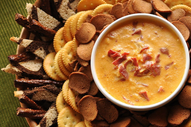 5 super bowl snacks you can bake all at once slow cooker reuben dip