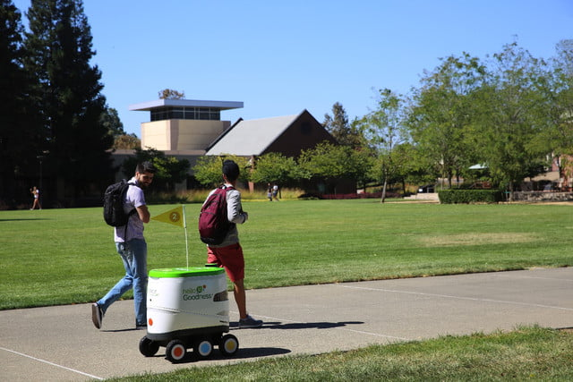 pepsi snackbots college campus rollout snackbot4
