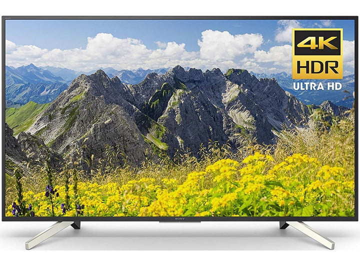 Don't miss your chance to bag this 65-inch Sony 4K smart TV on the cheap