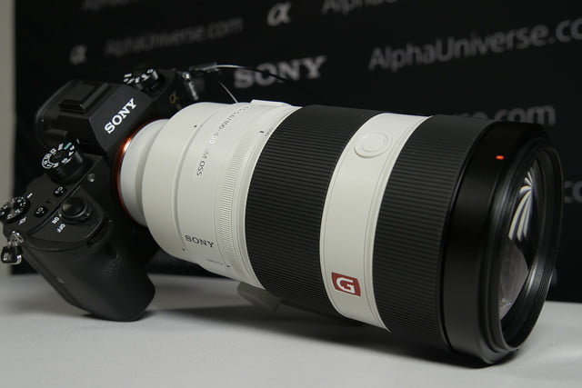 Sony A9 Hands On