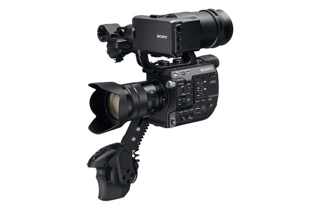 sonys compact 4k super 35mm camcorder will take your youtube videos to next level sony fs5 5