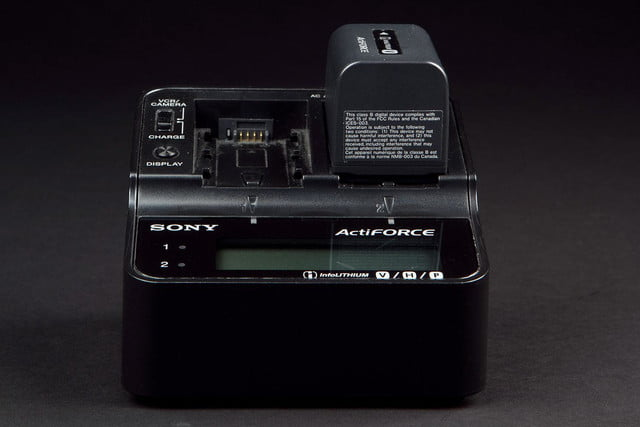 SONY NEX VG 30 Camcorder battery charger