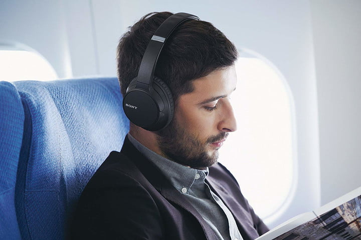 Amazon discounts $52 off these Sony noise-canceling wireless headphones