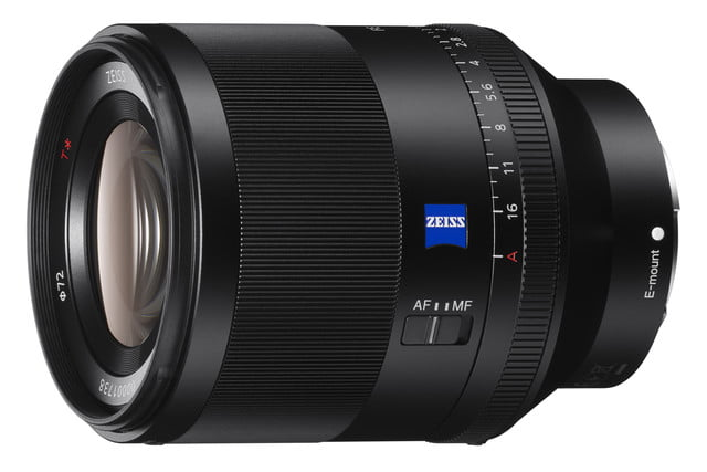 hands on sonys new 50mm zeiss prime and 70 200mm g master zoom sony sel50f14z a
