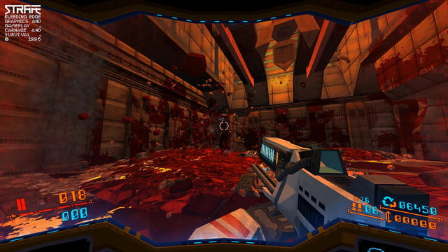 strafe ps4 hands on review screen 2