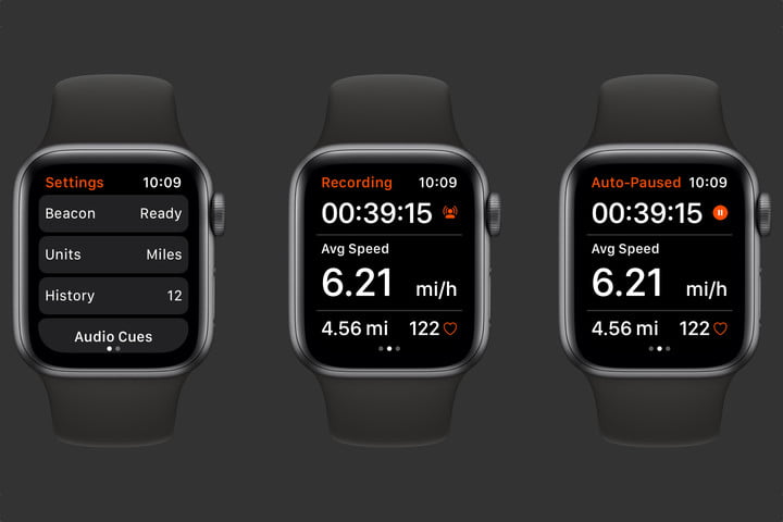 Strava extends its popular Beacon safety feature to the Apple Watch