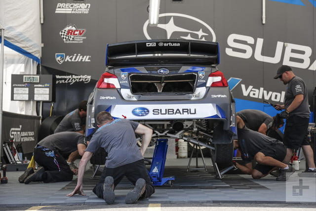 riding in subarus grc race car srtusa interview subaru  s ride along 096