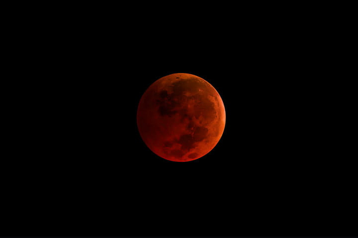 This Friday Will Be The Longest Total Lunar Eclipse In 100 Years