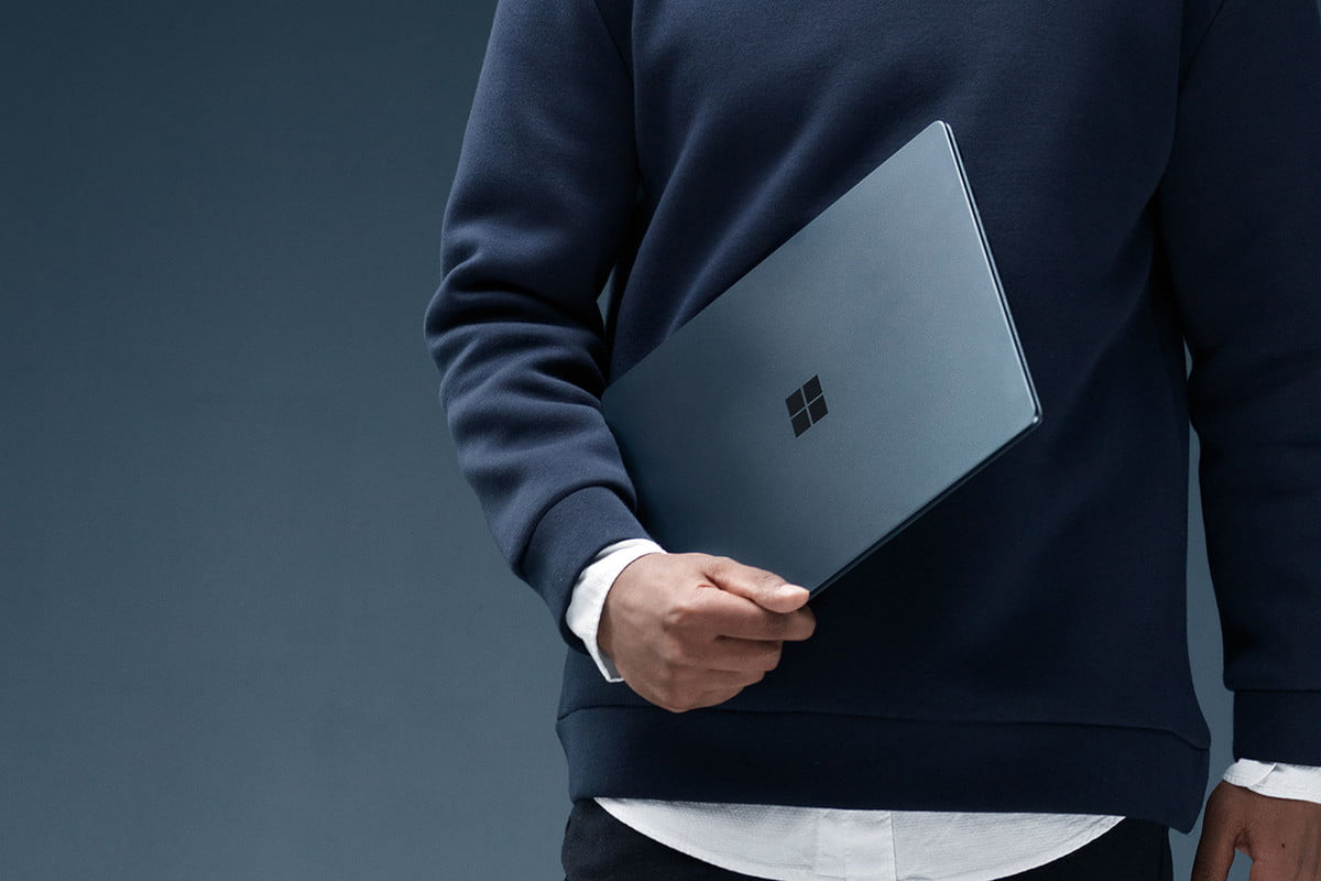if pc builders werent worried about microsoft before they should be now surface laptop 1