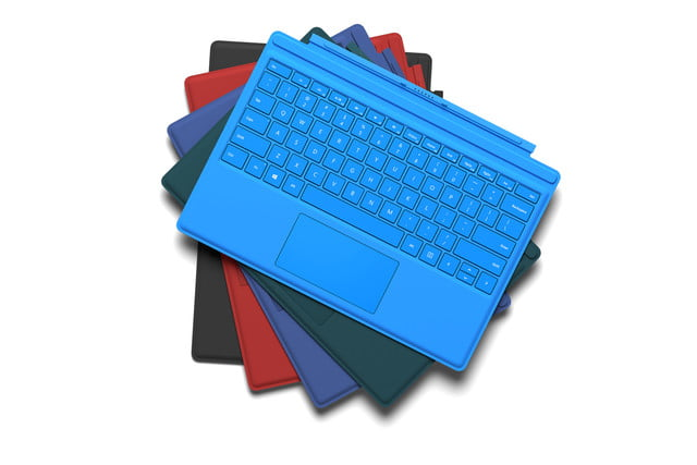 microsoft surface covers and pen now up for pre order pro 4 type pad stacked swirl
