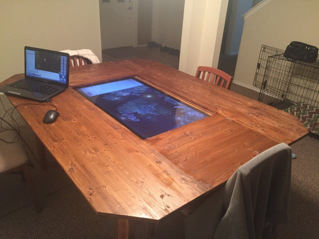 This D&D 4K Custom Table Is a Dungeon Master's Dream | Digital Trends