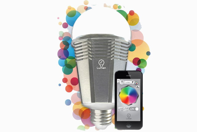tabu smart lumen led lightbulb  press 6