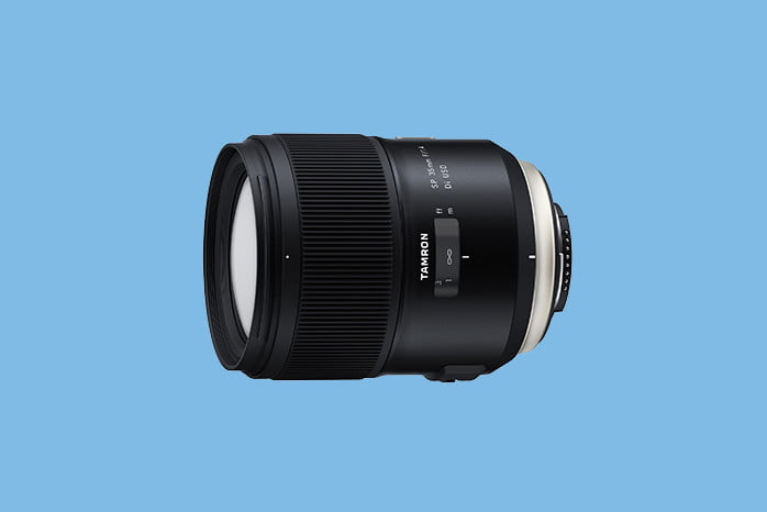 Designed for sharp shots, Tamron calls its new 35mm prime lens its best yet