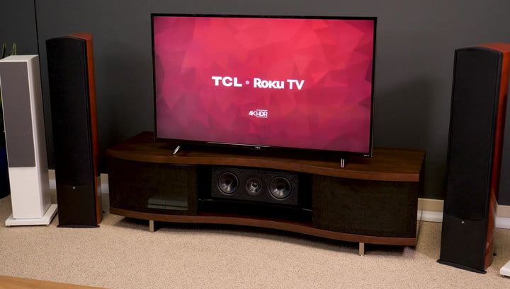 TCL P-Series TV unboxing