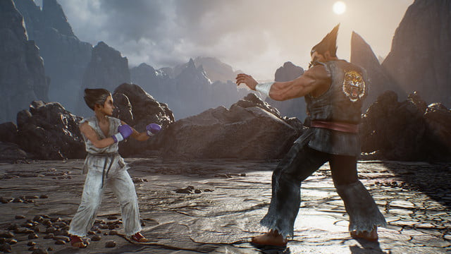 tekken 7 tekken7 screens 1