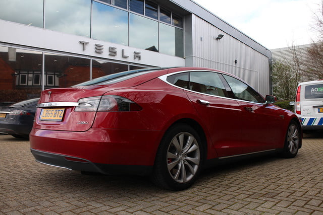 abnormally normal driving the tesla model s p90d 1396
