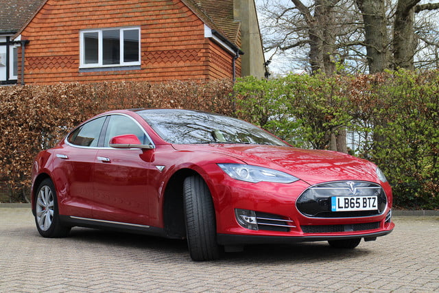 abnormally normal driving the tesla model s p90d 1406
