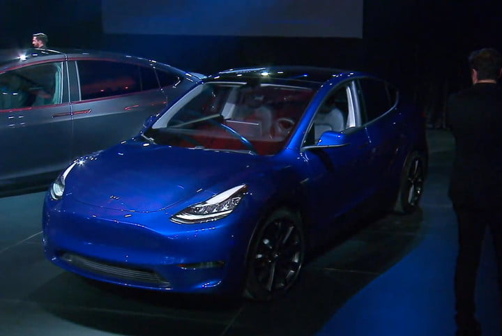 tesla and spacex on flipboard by kevin beachus tesla electric suv tesla model y. Black Bedroom Furniture Sets. Home Design Ideas