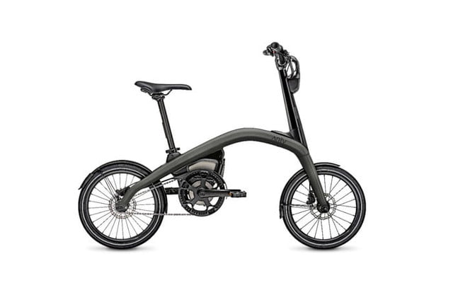 general motors cycles into a new market with its first ever ebikes the ar  v meld pictured is compact ebike that can be pre o