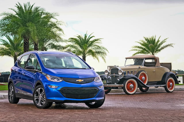 With 20 new models on the way gm is getting serious about for General motors electric car