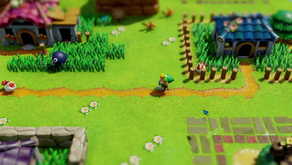 The Legend of Zelda: Link's Awakening is Endearing and
