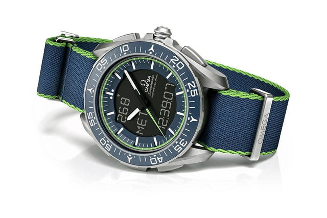 The Manual Wind: Omega Speedmaster Limited Edition for the Solar Impulse Aircraft