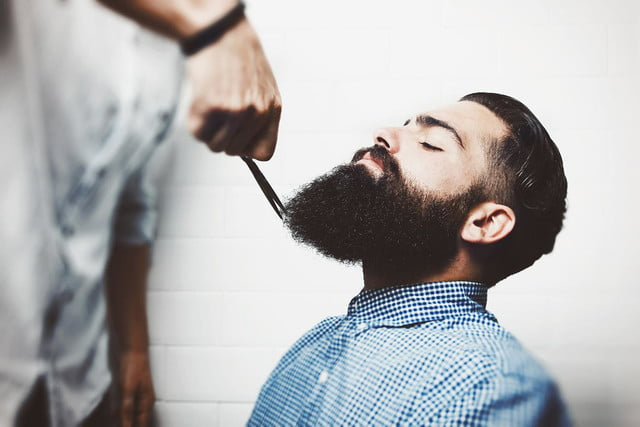The Manual's guide to shaping a beard