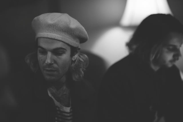 the neighbourhood interview wiped out portland crystal ballroom 6