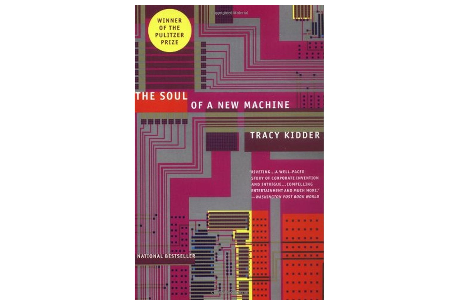 the soul of the new machine essay Soul definition, the principle of life, feeling, thought, and action in humans, regarded as a distinct entity separate from the body, and commonly held to be separable in existence from the body the spiritual part of humans as distinct from the physical part.