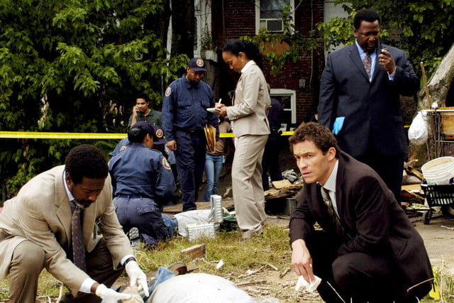 best series finales the wire finale