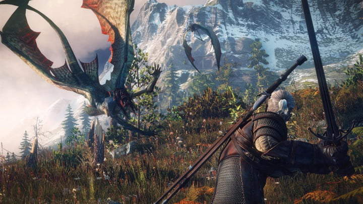 best xbox one games the witcher 3 wild hunt more flying monster