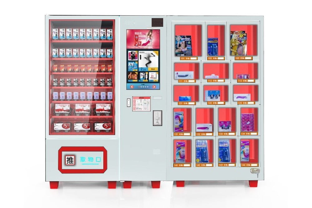 With Digital Payment and A.I., China is Revitalizing the Vending ...
