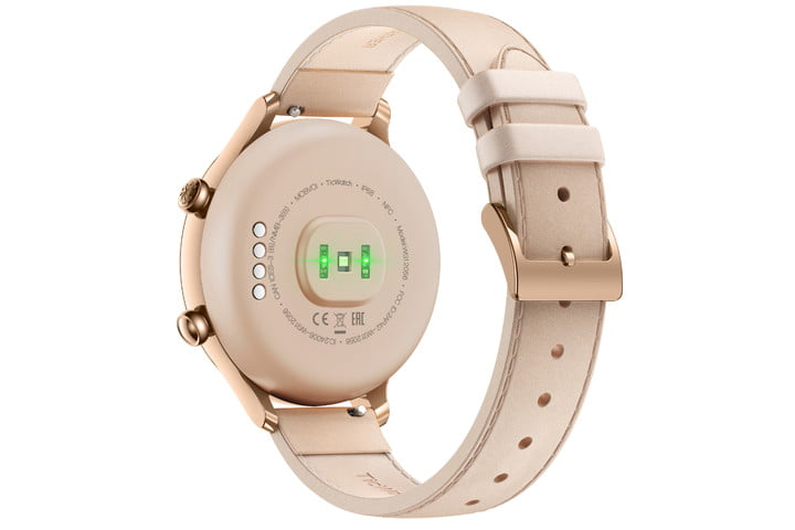 mobvoi ticwatch c2 ticpods free news gold back