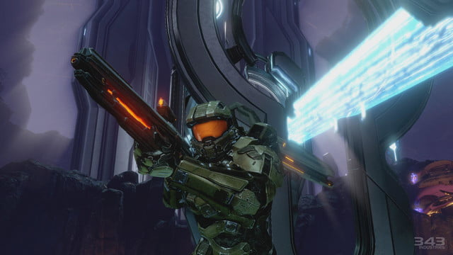 TMCC Halo 4 screenshot 1