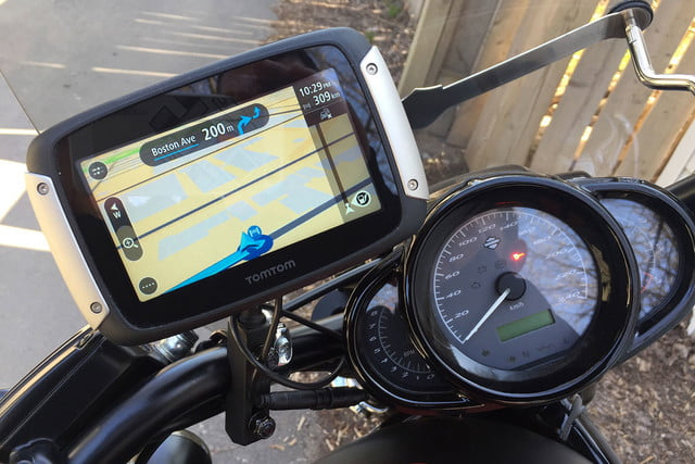Tomtom Rider 400 Review Digital Trends