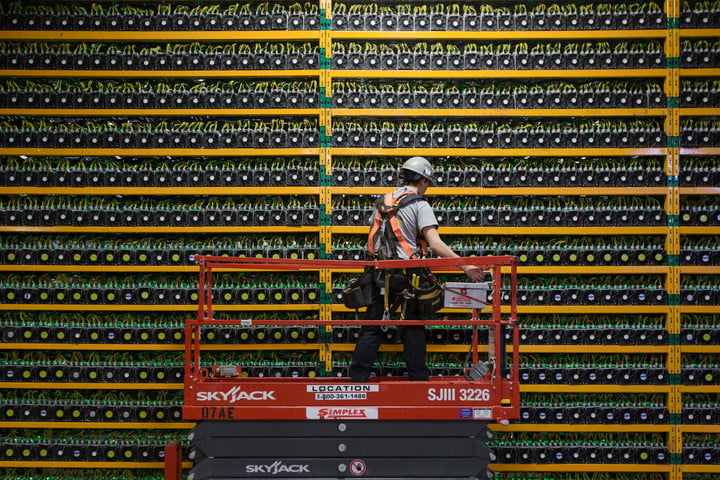 Bitcoin mining profits are on the up. But don't buy your own hardware just yet