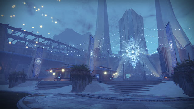 how bungie keeps destiny interesting tower dawning env 01