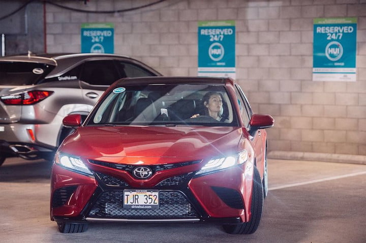 toyota picks hawaii for its entry into the car sharing game hui honolulu