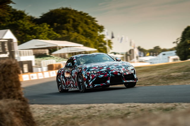 2019 Toyota Supra | News, Specs, Performance, Pictures, Launch Date ...