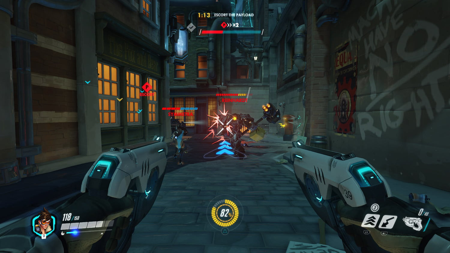 How to win with Tracer in Overwatch   Digital Trends