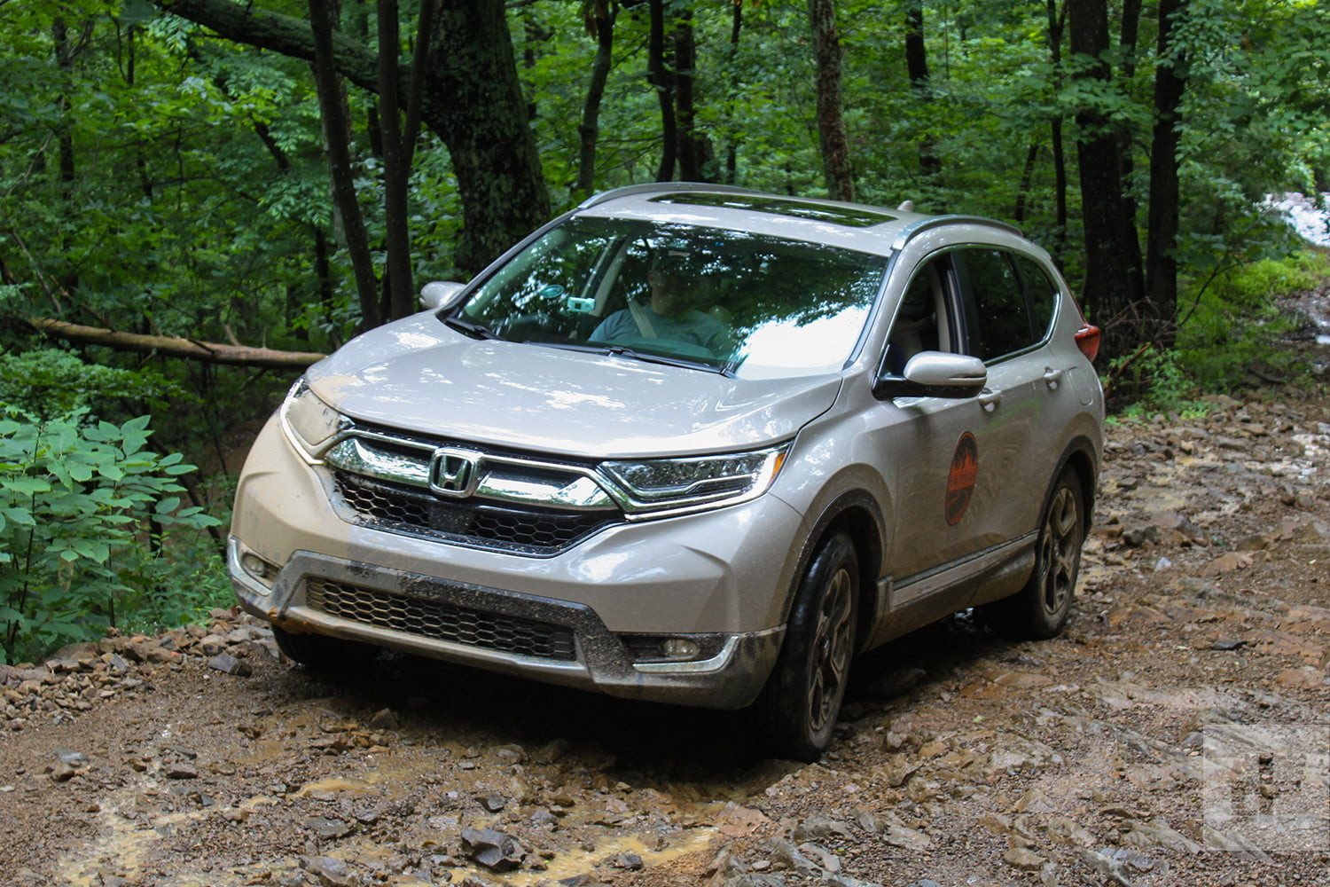 Crv Off Road >> The Best Off Road Crossovers We Tested 7 Crossovers On 4wd Trails