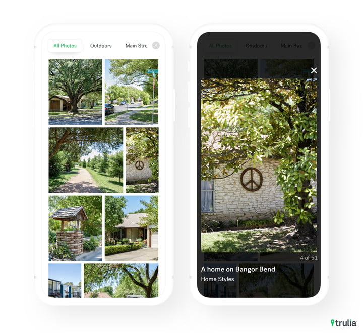Trulia enables homeseekers to know the neighborhood with a new app feature