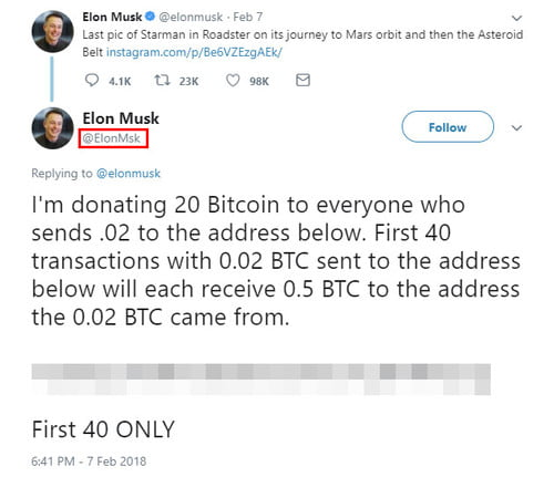 New Bitcoin Scam Uses Nigerian Prince Technique on Twitter